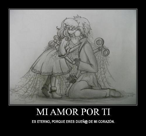 amor eterno by meguver 15d514x5z Mi Amor por ti es Eterno