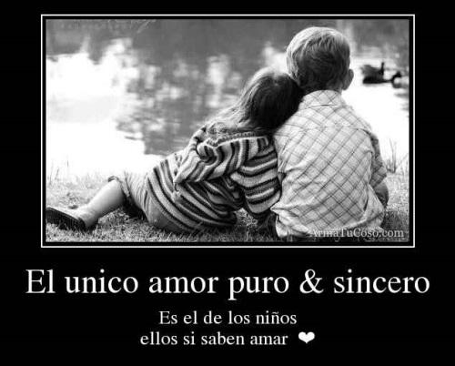 armatucoso el unico amor puro sincero 1654019 Mi Amor es Sincero