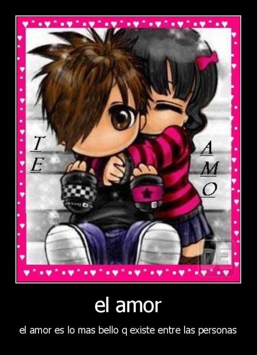 desmotivado.es el amor el amor es lo mas bello q existe entre las personas 133540376650 El amor es lo más bello