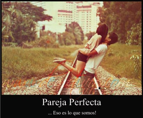 pareja perfecta demotivos com Tú y yo la pareja perfecta