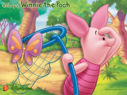 Piglet Puerquito Winnie Pooh