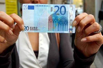 los 20 euros Los 20 euros
