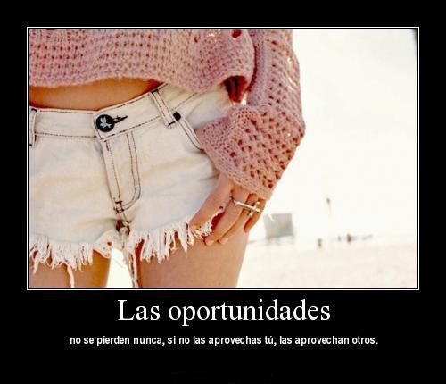 16 Una Oportunidad