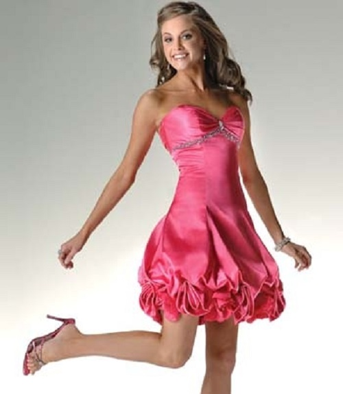 2012 Vestidos elegantes