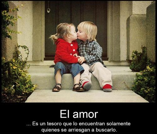 1 El amor es un tesoro