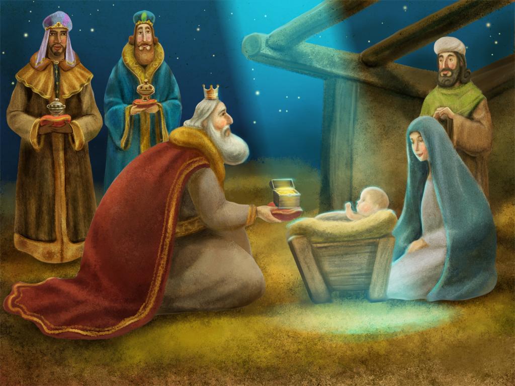 ipad reyes magos p10 5340 Imágenes tiernas de los Reyes Magos