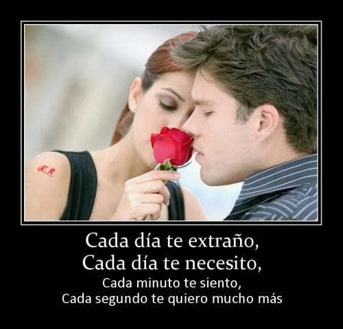 156876 cada dia te extrano cada dia te necesito e1391280066469 Te extraño desde lo mas profundo de mi corazon
