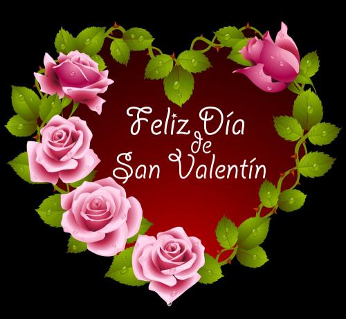 corazon rosas dia del amor e1392411724615 Dia Del Amor y la Amistad