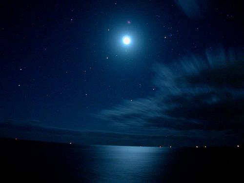 luna llena5 Imágenes de la Luna