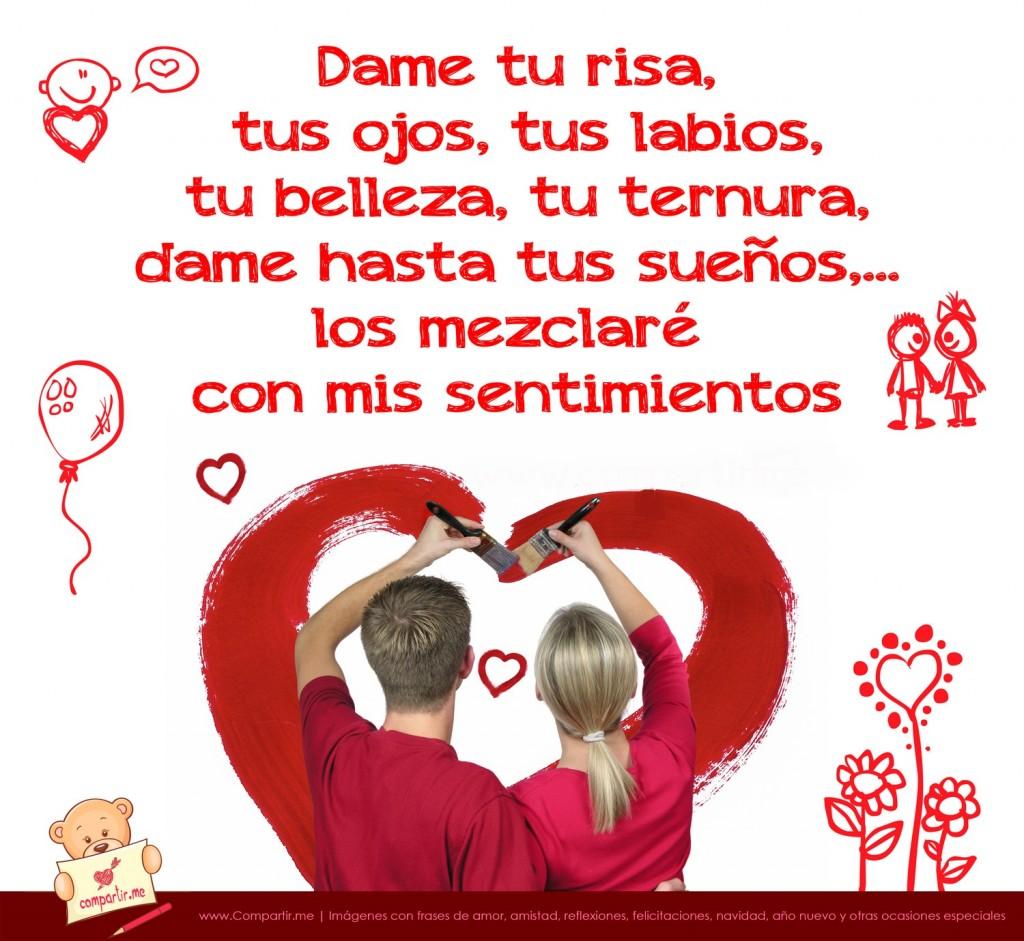 pareja pinta frases amor 9 1024x941 Poema para enamorar ,en este mes de amor