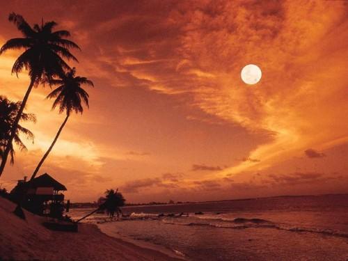 playasantarita e1392833388789 Imágenes de la Luna