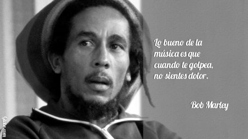Bob Marley Frases 6 Imágenes con frases de Bob Marley