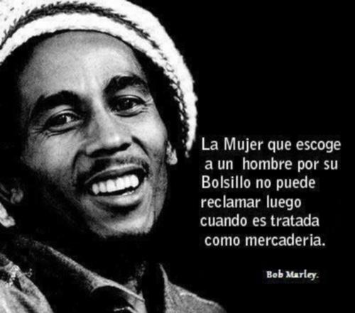 imagenes con frases de bob marley Imágenes con frases de Bob Marley