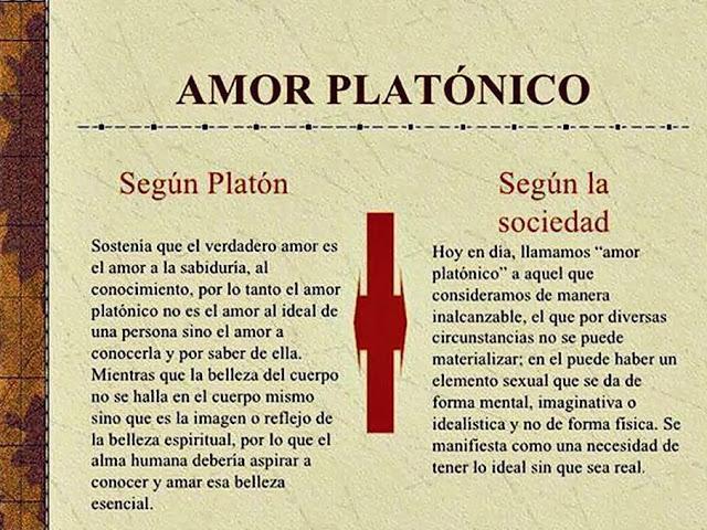 amor platonico 4 Amor platónico
