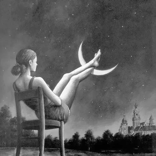 la luna La luna del amor