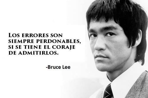 bruce lee Imágenes con frases de Bruce Lee