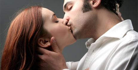 besos apasionados