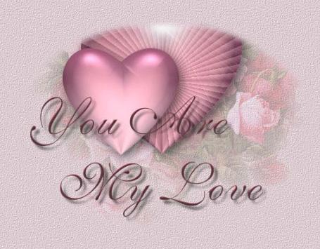 Tu eres mi amor