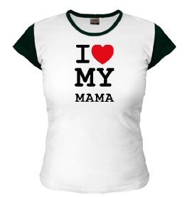 camiseta remera dia de la madre