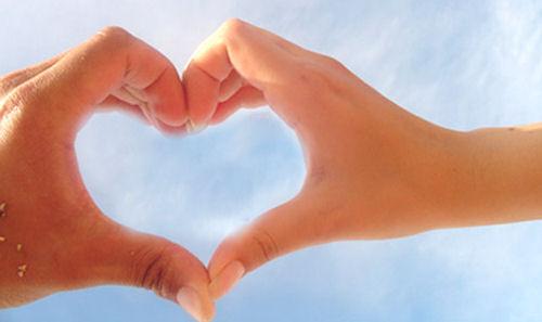 corazon de manos