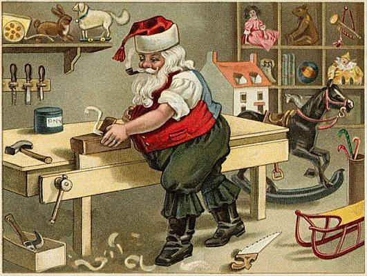 imagenes de navidad papa noel