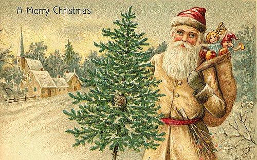 imagenes de navidad santa claus