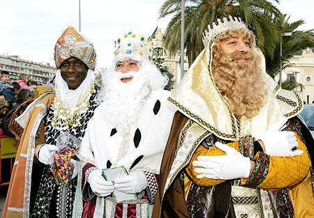 imagenes de los reyes magos melchon gaspar baltasar