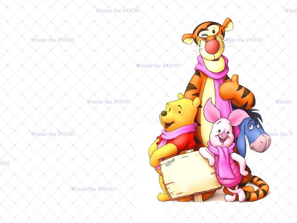 Imagen tierna de pooh