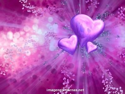 Imagen tiernas de corazones