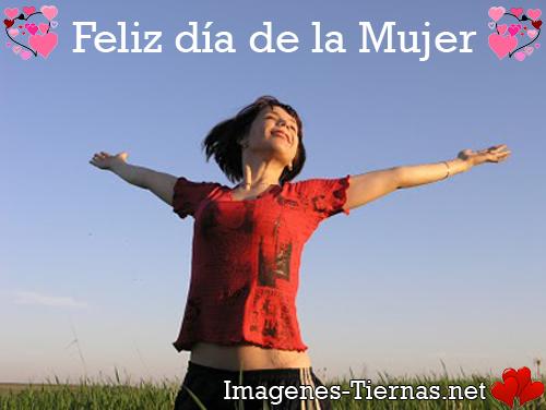 feliz dia de la mujer 2012