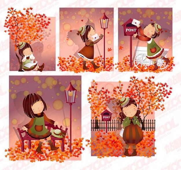 imagnes lindas de otoño