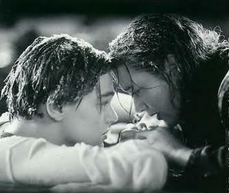 imagenes de amor de titanic