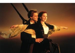imágenes de amor de Titanic