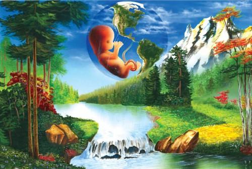 imagen artistica del medio ambiente