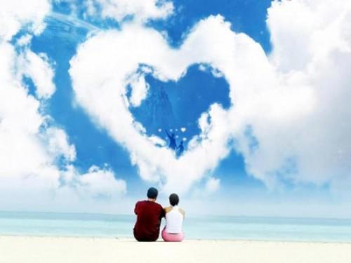 Nubes de amor