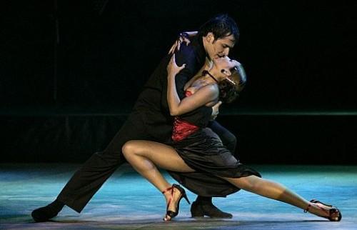 beso del tango