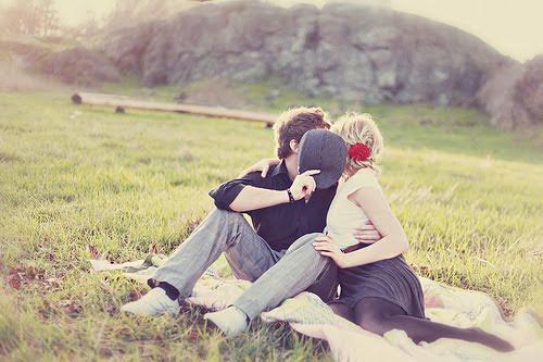 momentos felices de amor