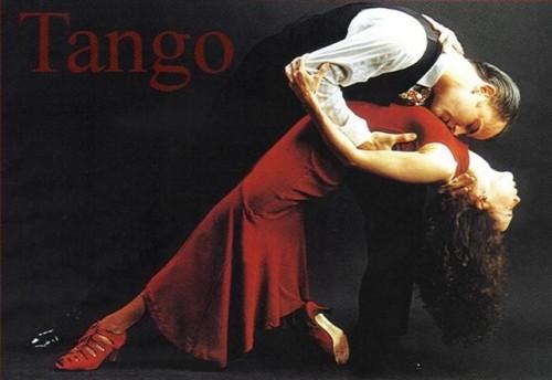 pose de tango