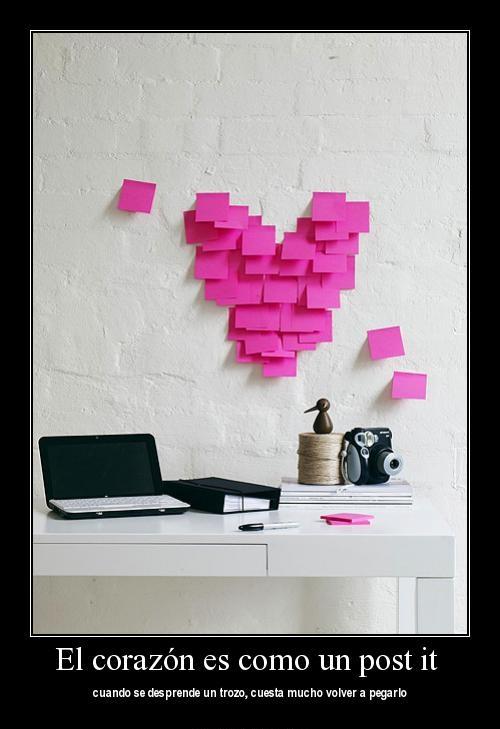 El corazon es
