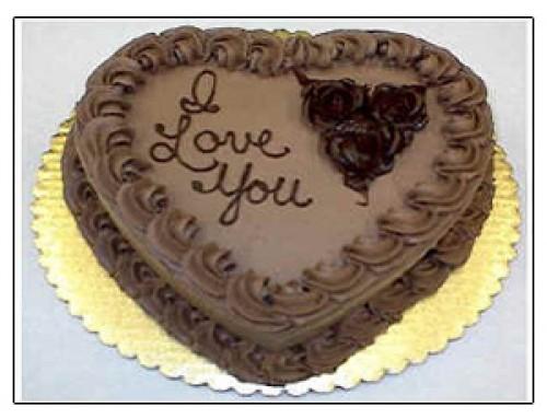 Torta Cupido