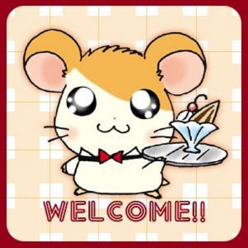 Hamtaro- welcome