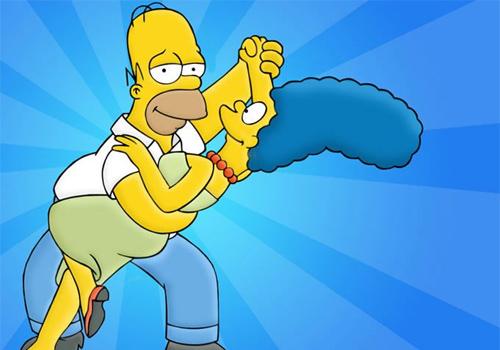 Homer-Marge