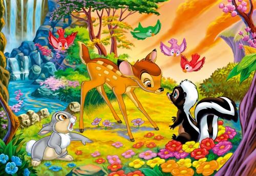 bambi amistad