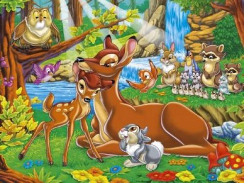 la-familia-de-bambi