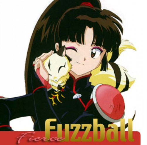 Sango and Kirara lovers