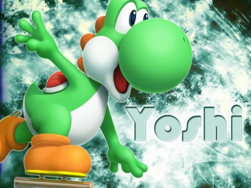 Yoshi_Wallpaper