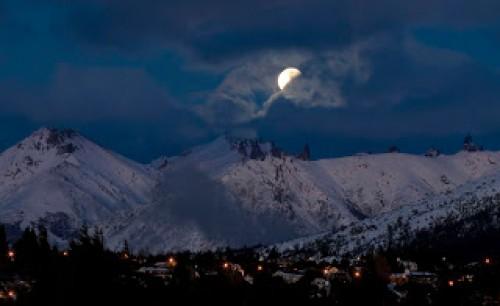 eclipse lunar -