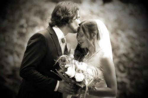 novios de bodas