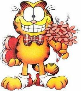 imagenes tiernas de Garfield