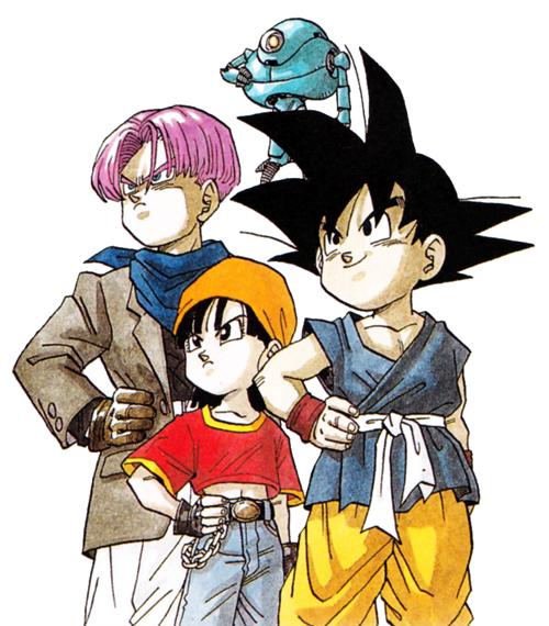 personajes de GT